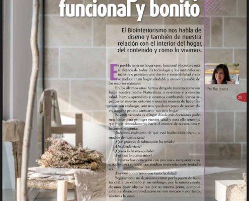 Biointeriorisme i salut Lucius&Cornelia biointeriorismo y salud